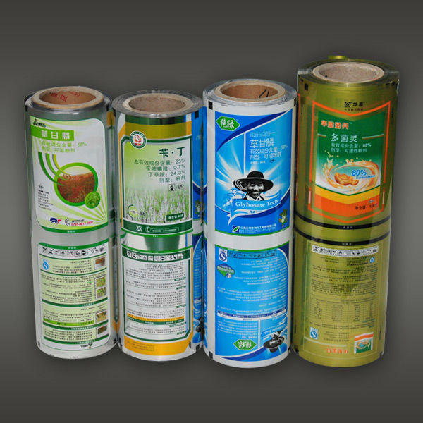 NEW packaging printed roll film PET 12u/Bopp 18u/PE 50u