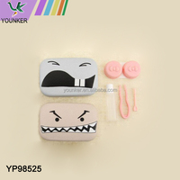 Newest Design Custom Cute Contact Lens Case With Good Quality