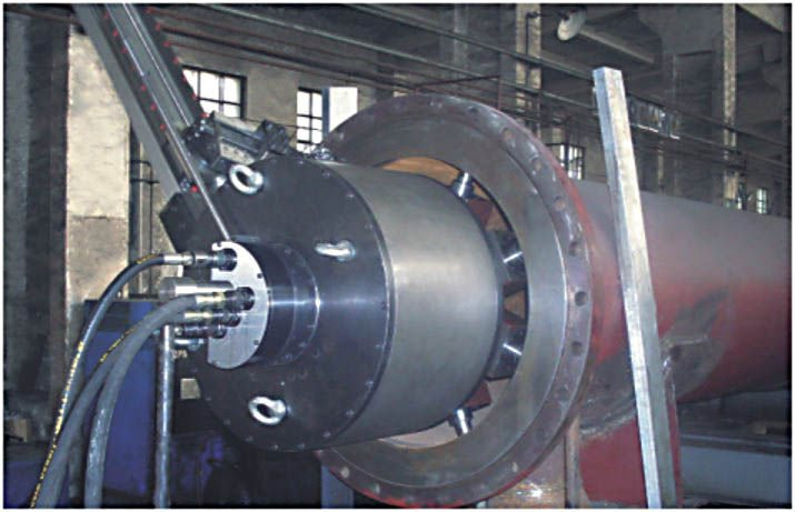 Portable Flange Facers