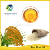 100% Natural bulk food grade Rice Bran Oil/Frying oil used in snacks Making and soaps