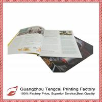 soft cover book printing high quality paperboard customized book printing