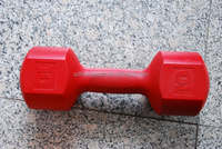 chinia Plastic Dumbell for sport