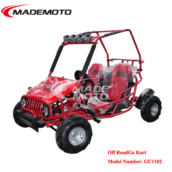 125cc/110cc Sand Buggy cheap off road go karts
