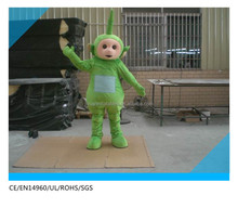 Hot Selling teletubbies adulte costume cartoon mascot costumes for activity