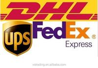 Express air shipping service by DHL/UPS/TNT/FEDEX/EMS