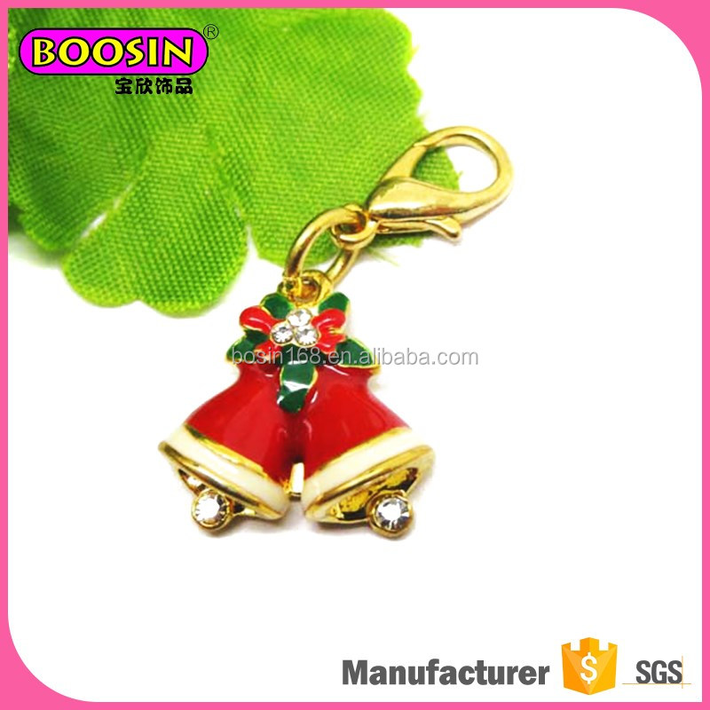 Wholesales creative christmas charms wholesale, alloy charm beads