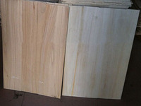 Eco-friendly paulownia edge glued boards