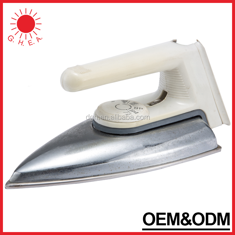 Commercial Most Reasonable Price Used Pressing Mini Clothes Iron Electric Press Steam Iron