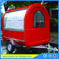 hot dog cart food trailer crepe carts coffee cart mobile food trucks