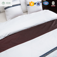 unique best quality super soft poly cotton hotel bedsheet