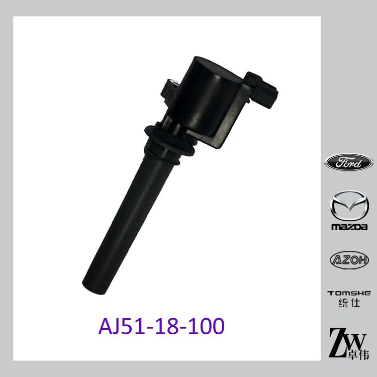 Popular Auto Ignition Coil , Ignition Coil For Mazda MPV , Toyota AJ51-18-100 , BP-46519