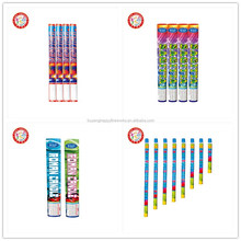 Chinese factory export manufacture fireworks magic birthday high quality Roman Candle wholesale fireworks