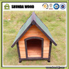 SDD004 large dog house with porch wooden dog house replacement doors
