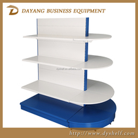China gondola shelf display stands from supermarket equipment/good display gondola supermarket