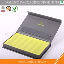 New Design Chocolate Packaging Luxury Chocolate Bar Packaging Box For Customer High Quality