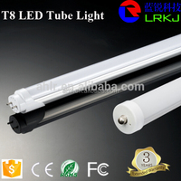 CRI>80Ra UL listed led light tube 18 watt 48 inch t8 led tubes