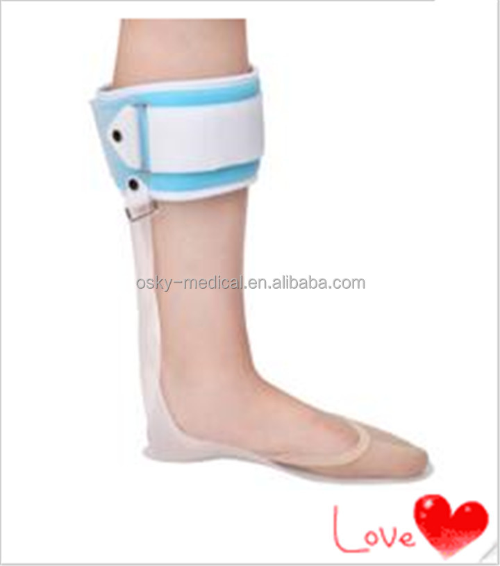 Orthopedic Air Pouches and ROM hinged Fracture Walker Brace/ medical orthopedic walker boots