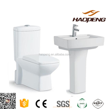 Ceramic Toilet WC Sizes Bathroom Design One Piece WC Toilets