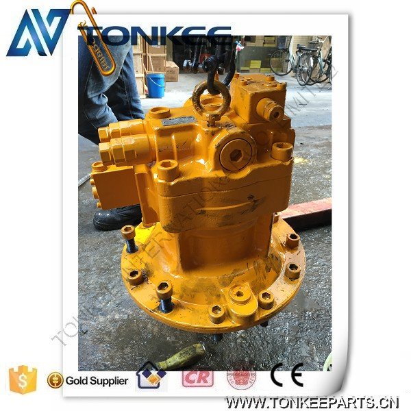 M5X180 KAWASAKI High quality original new swing reduction gearbox Hydraulic excavator FOR KATO HD1430 SANY SY330