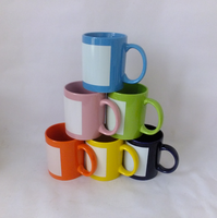 color changing magic coffee mugs for sublimation with various pictures