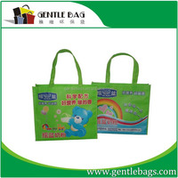 Top quality custom pp laminated nonwoven bag high quality