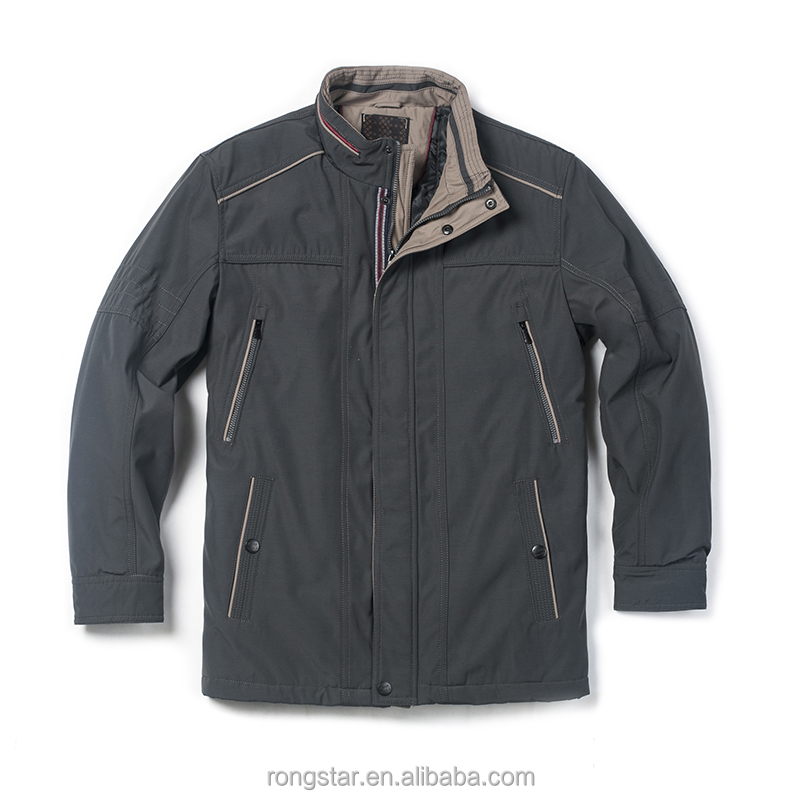 New design winter coat for men made in China
