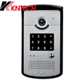 Kntech Home Security Access Control Audio Door Entry Intercom with RFID Card