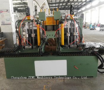 New Type Of Transformer Corrugated Seam Welding Machine with bracing rod