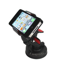 360 Rotating Car Phone Windshield Sucker Mount Bracket Holder Stand Universal for iPhone GPS Tablet PC mobile phone
