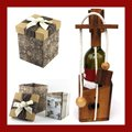 Christmas gifts boxes Wine Bottle puzzle TG-04A