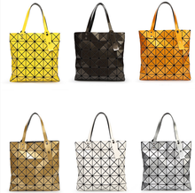 2015 Janpan fashion bags san zhai yi sheng geometry diamond handbags