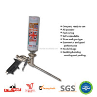 One-component 750ml polyurethane foam sealant