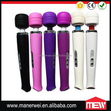 New Rechargeable Vibrator Adult Toys, Female Multi Speed Sex Toy Vibrator