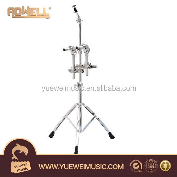 Cymbal Stand With Tom Holder