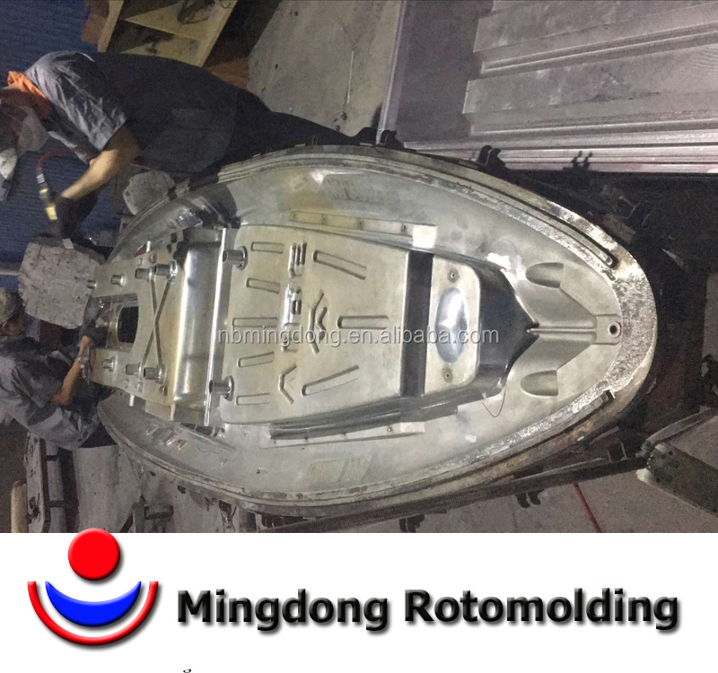 plastic kayak mold for rotomolded boat