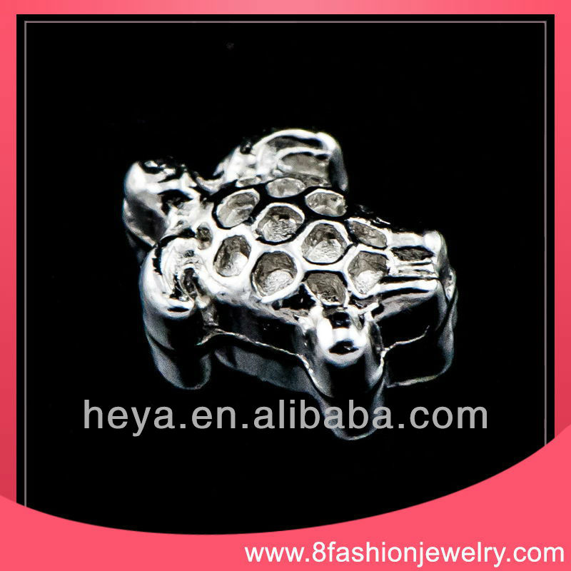 2013 hot sale cute turtle cheerleading charms wholesale