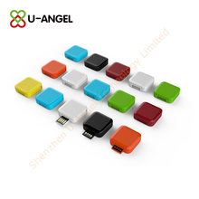 top selling custom Logo cheapest colorful mini 8GB USB flash drives