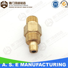 brass smoking pipe parts with competitive price cnc brass plate nickel parts