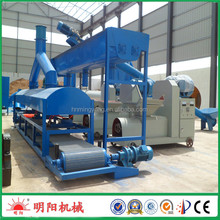 Best quality ISO CE wood shaving briquette machine/plywood sawdust briquette extruder machinery