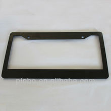 Custom Plastic License Plate Frame