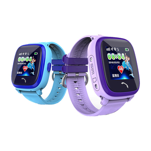 IP67 waterproof sim card available DF25 kids smart watch sos phone watch GPS call children's prevent wrestling smartwatch