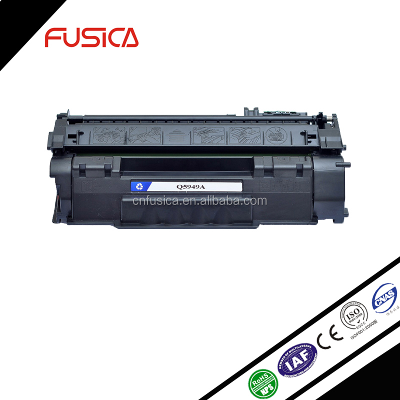 New full toner cartridge for hp compatible with LaserJet 1160/1320/3390/3392 (WITH CHIP) Q5949A Toner For Hp 1320 Printer