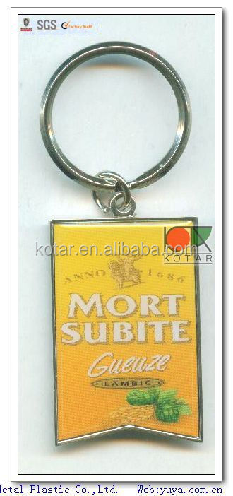 customized tennis sport souvenir keyring