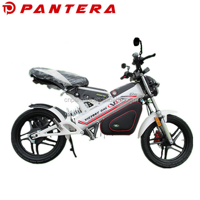 For Adult Approved Electric Motorcycle With Lithium Battery EEC