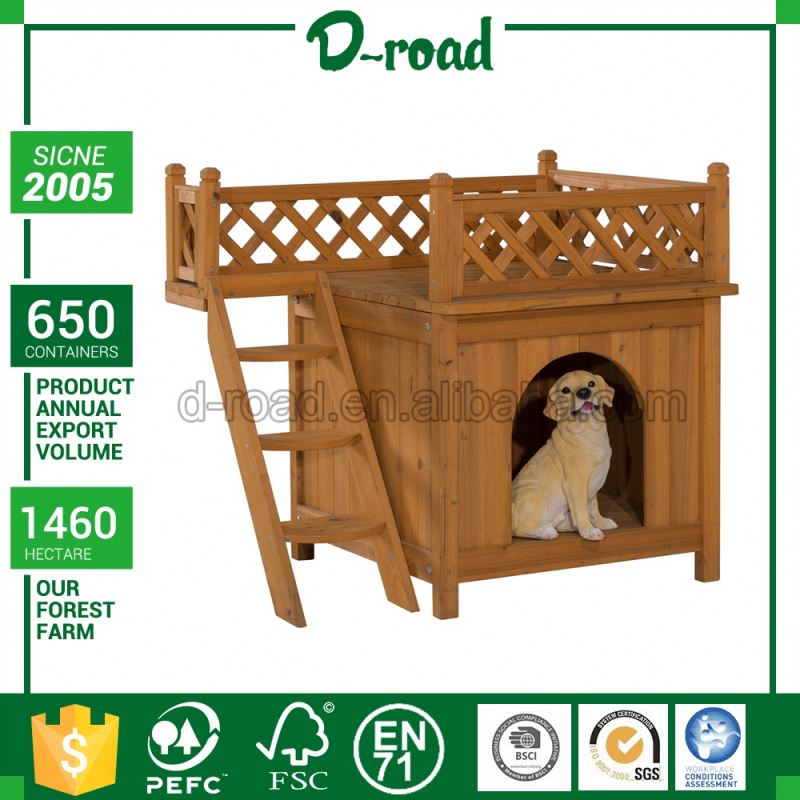 Custom Printed Water Proof K9 Dog Kennel Gate