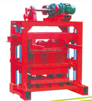 QT40-2 high quality selling well concrete fence block machine
