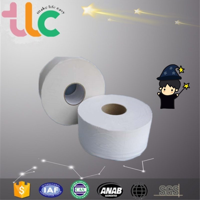 OEM Household Toilet Paper Hotel Toilet Paper Roll of Paper