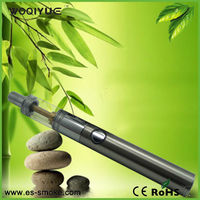 2014 original design 3-in-1 chamber e cig best vape pen glass globe vaporizer wax atomizer with huge vapor