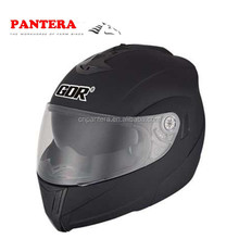 PT839 High Quality Cheap ECE Full Face Flip-up Bicycle Helmet