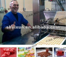 YX450 jelly gummy candy production line of food confectionery machines